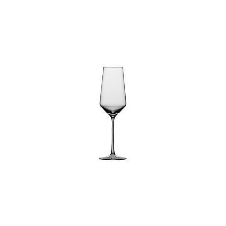 6 Flutes ? Champagne Cristal Tritan, Schott Zwiesel Pure