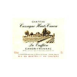 Château Cassagne-Haut-Canon, Canon-Fronsac La Truffière 2009 - Parker 88