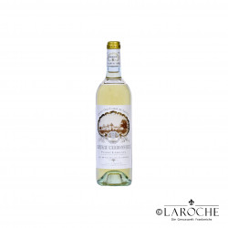 Château Carbonnieux blanc 2009, Pessac Léognan Cru Classé - Parker 90-92 - 37,5 cl