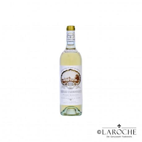 Château Carbonnieux white, Pessac Léognan - Halves 37,5cl