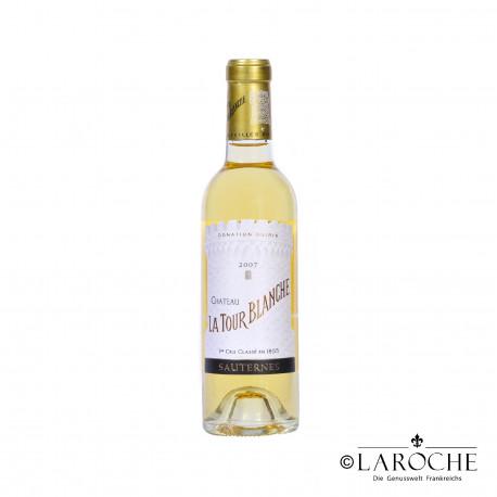 Ch?teau La Tour Blanche 2010, Sauternes 1? Grand Cru Class? - Parker 92-94 - Halbe 37,5 cl