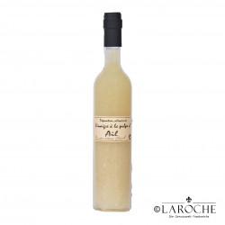 Chez Popol, Weinessig - Knoblauch, 50 cl stapelbare Flasche