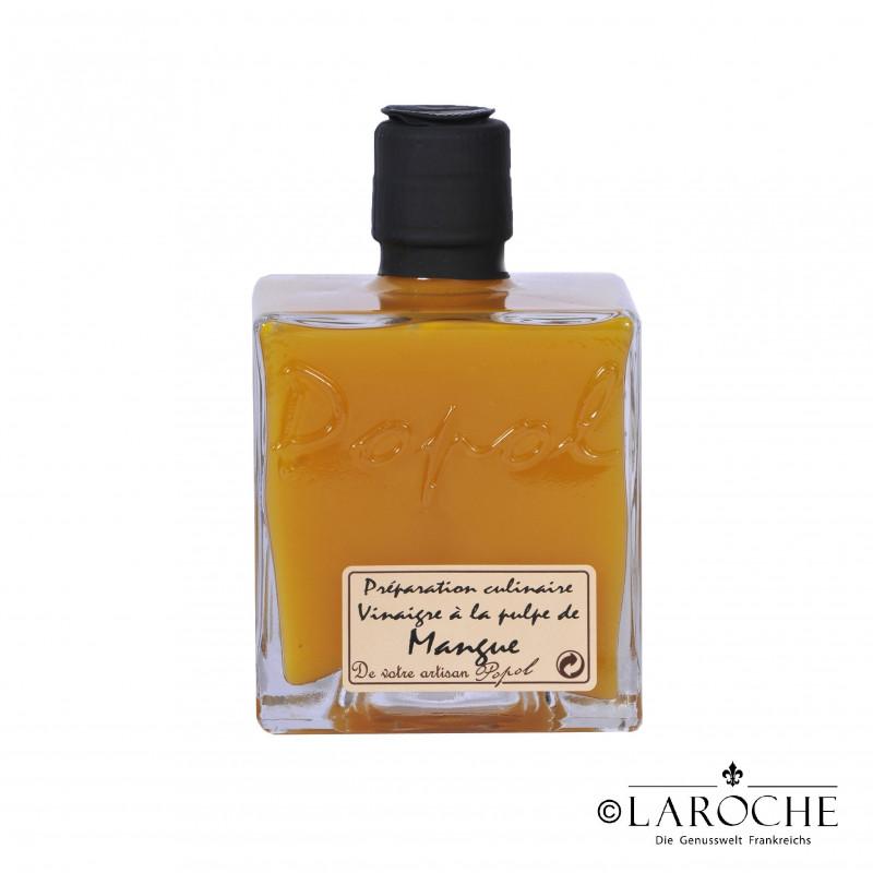 Popol, Vinegar with Mango pulp - 25cl