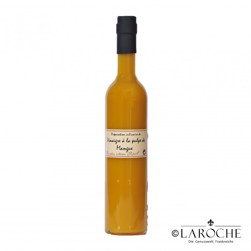Popol, Vinegar with Mango pulp - 50cl