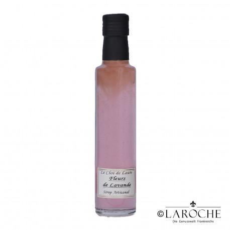 Le Clos de Laure, Lavender flower syrup 25 cl