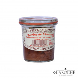 Conserverie Saint-Christophe, Rehpastete 100 gr