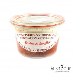 Conserverie Saint-Christophe, Wildschweinpastete 270 gr
