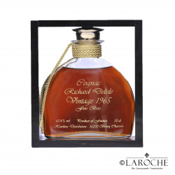 Richard Delisle, Cognac Fins Bois Millesime - XO 1975