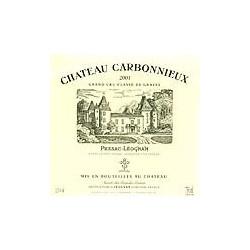 Château Carbonnieux rouge 2010, Pessac Léognan Cru Classé - Parker 91-93 - Magnum