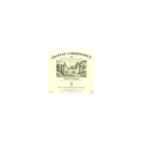 Ch?teau Carbonnieux rouge 2010, Pessac L?ognan Cru Class? - Parker 91-93 - Magnum