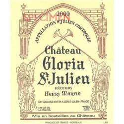 Château Gloria 2009, Saint-Julien - Parker 91-93 - Magnum