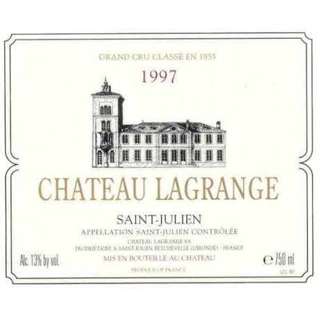 Lagrange 1989, Saint-Julien 3? GCC - Parker 90