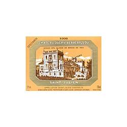 Château Ducru Beaucaillou 2012, Saint Julien 2° Grand Cru Classé - Martin 92-94