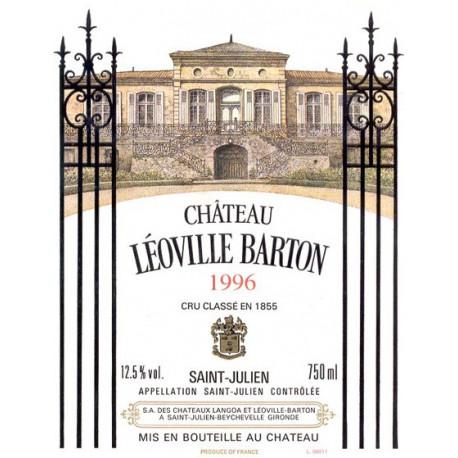 Château Léoville Barton, Saint-Julien