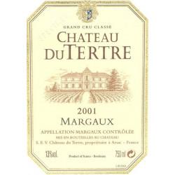 Château du Tertre 2009, Margaux 5° Grand Cru Classé - Parker 92