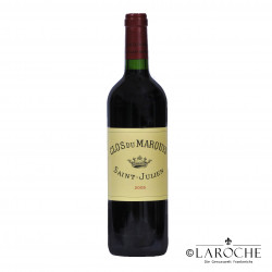 Clos du Marquis 2005, Saint Julien, Zweitwein vom Ch?teau L?oville Las Cases - Parker 91