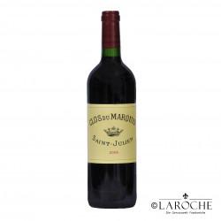 Clos du Marquis 2009, Saint Julien 2nd label of Ch?teau L?oville Las Cases - Parker 91-93