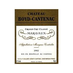 Château Boyd Cantenac 2009, Margaux 4° GCC - Parker 90-92 - Magnum