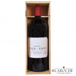 Château Lynch Bages 1995, Pauillac 5° Grand Cru Classé - Martin 92 - Impériale 6 litres