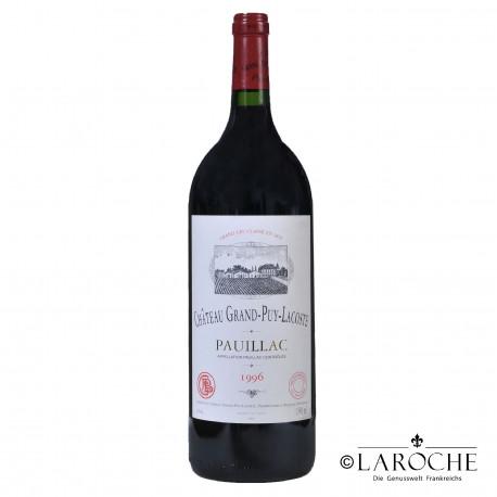 Ch?teau Grand Puy Lacoste 2012, Pauillac 5? Grand Cru Class? - Martin 92-94 - Magnum