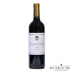 Réserve de la Comtesse 2009, Pauillac 2nd vin