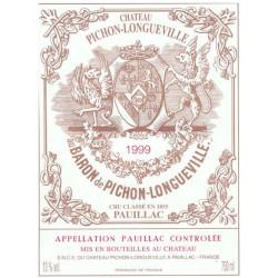Château Pichon Baron 2012, Pauillac 2° Grand Cru Classé - Parker 93