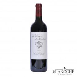 Dame de Montrose 2011, Saint-Estèphe 2nd vin - Parker 87-90