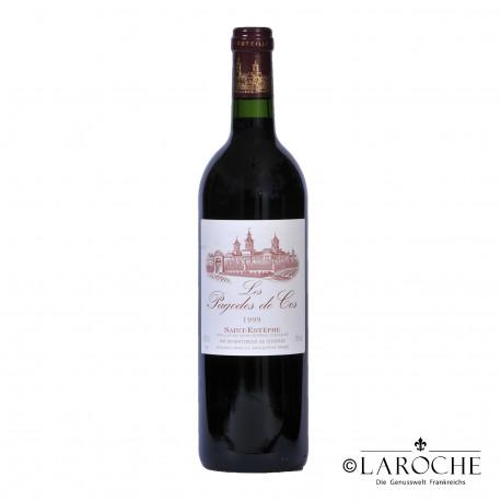 Les Pagodes de Cos 2009, Saint-Est?phe 2nd vin - Parker 91-94