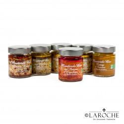 Savor & Sens, Organic MustardEspelette jar 130 g