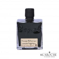 Popol, Balsamessig mit schwarzem Trüffel aromatisiert - 25cl