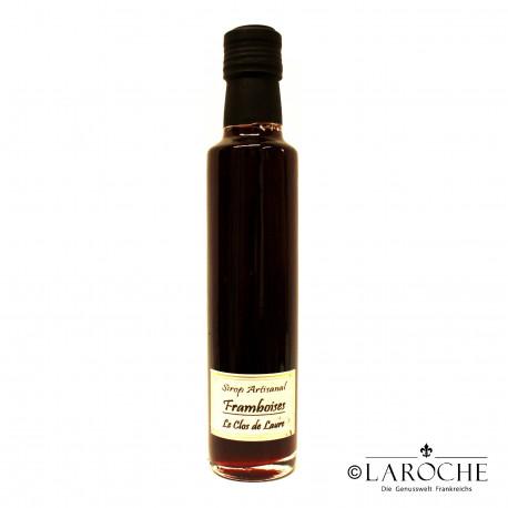 Le Clos de Laure, raspberry syrup 25 cl