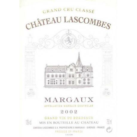 Ch?teau Lascombes 2011, Margaux 2? Grand Cru Class?- Parker 93 - Magnum