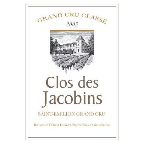 Clos des Jacobins, Saint-Emilion