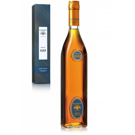 Cognac Godet, Cognac VSOP Fine Champagne, 40%