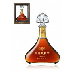 Cognac Godet, Cognac Extra Fine Champagne, 40%