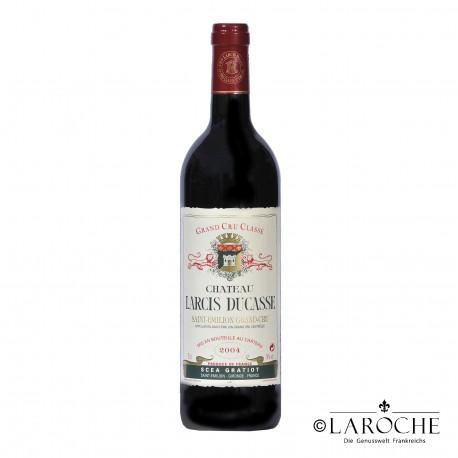 Ch?teau Larcis Ducasse 2004, Saint Emilion Grand Cru - Parker 92