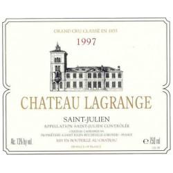 Lagrange 1989, Saint-Julien 3° GCC - Parker 90