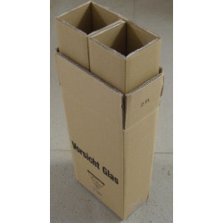 10 PTZ (certified) Boxes for 2 bottles