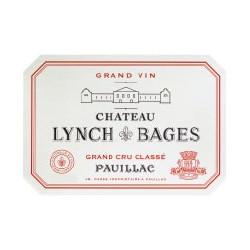 Château Lynch Bages 1986, Pauillac 5° Grand Cru Classé - Parker 94 - Magnum