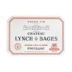 Ch?teau Lynch Bages 2011, Pauillac 5? Grand Cru Class? - Parker 91-93 - Dobble Magnum 3 L