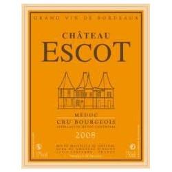 Château d'Escot 2009, Médoc Cru Bourgeois