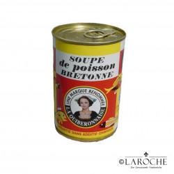 Fischsuppe - La Quiberonnaise, 425 ml
