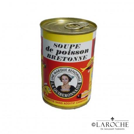 Soupe de Poisson - La Quiberonnaise, 425 ml