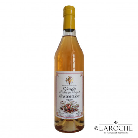 Jacoulot, Vine peach Liqueur 18?, 70 cl