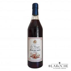 "Jacoulot, Liqueur of red fruits ""Le Verger"" 18°, 70 cl"