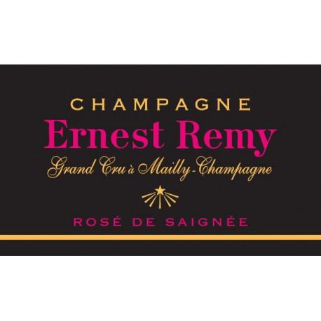 Champagne Ernest Remy, Ros? de Saign?e Brut Blanc de Noirs Grand Cru