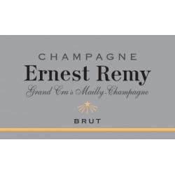 Champagne Ernest Remy, Brut Blanc de Noirs Grand Cru