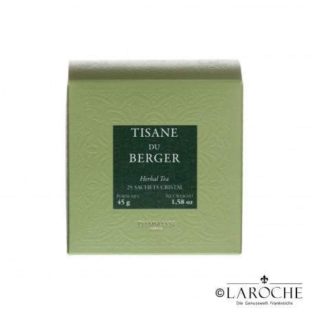 Dammann, Tisane du Berger - Herbal tea, 25 teabags