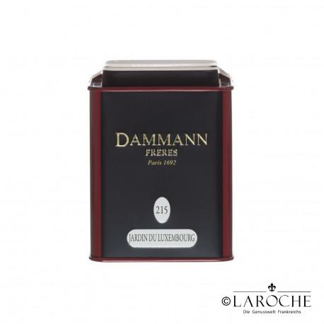 Dammann, Jardin du Luxembourg - Oolong tea, 100g Box