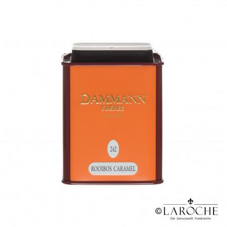 Dammann, Rooibos Caramel - Rooibos tea, 100g Box